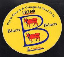 PAYS DE BEARN & DE GASCOGNE - Autocollant  - Ref: 847 - Stickers