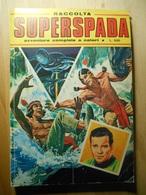Superspada Raccolta N. 8 - Boeken, Tijdschriften, Stripverhalen