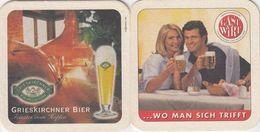 Österreich - Grieskirchner Bier - Sous-bocks