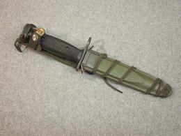 Baionnette US M7 IMPERIAL, époque Vietnam, Parfait état. - Knives/Swords