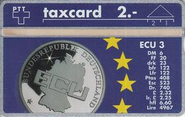 ECU - Coin 212L - Switzerland