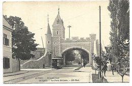 QUEBEC - La Porte St Louis - Québec – Les Portes