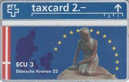 ECU - Danmark 329L - Switzerland