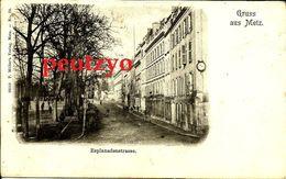 CPA 57 Metz Esplanadenstrasse    12/22 - Metz