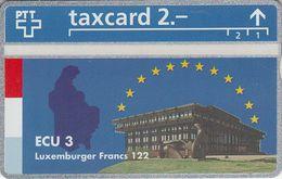 ECU - Luxemburg 510L - Switzerland