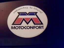 Autocollant Ancien Publicitaire  MOBYLETTE  Motoconfort - Stickers