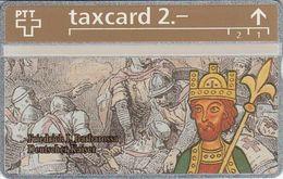 King Cards : Barbarossa 346L - Switzerland
