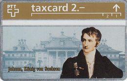 King Cards : Johann 303L - Switzerland