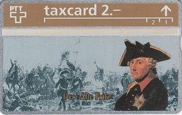 King Cards : Der Alte Fritz 326L - Switzerland
