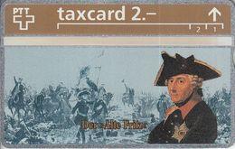 King Cards : Der Alte Fritz 322L - Switzerland