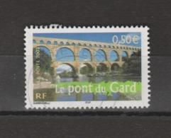 "FRANCE / 2003 / Y&T N° 3604 : ""France  à Voir N° 2"" (Pont Du Gard) - Choisi - Cachet Rond - Gebruikt"