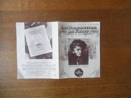 LA DAMNATION DE FAUST HECTOR BERLIOZ UNE NOUVELLE GRANDE PRODUCTION PATHE-MARCONI DISTRIBUTION:MONA LAURENA GEORGES JOUA - Musique & Instruments