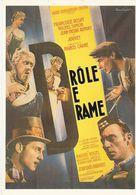 Carte Postale D'artiste / Movie Star Postcard - Affiche : Drôle De Drame (#6403A) Avec Michel Simon - Affiches Sur Carte