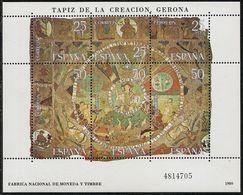 1980-ED. 2591 H.B. -TAPIZ DE LA CREACIÓN, GERONA-NUEVO - 1971-80 Unused Stamps