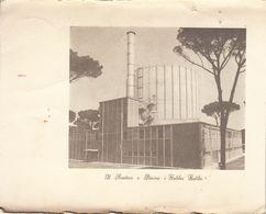 """San Piero A Grado_Pisa-Il Reattore A Piscina_""""Galileo Galilei""""- Originale 100% - Pisa"""