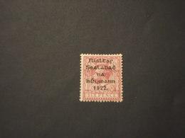 IRLANDA- 1922 RE  6 P. - NUOVO(+) - 1922-37 Stato Libero D'Irlanda