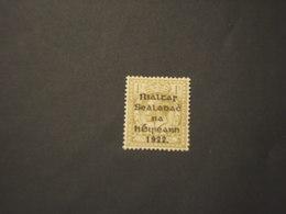 IRLANDA- 1922 RE  1 SH. - NUOVO(+) - 1922-37 Stato Libero D'Irlanda