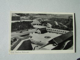 Burg Vogelsang, Teilansicht - Schleiden