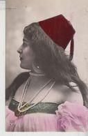 COSTUMI DONNA FEMME WOMAN TUNISIA MAROCCO ? 1909 - Vestuarios
