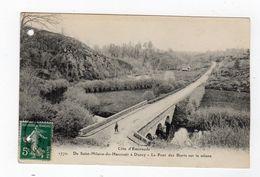 Fev18  5081309     De St Hilaire Du Harcouet à Ducey   Le Pont Des Biards - Andere Gemeenten
