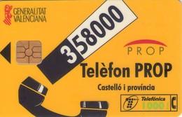 TARJETA TELEFONICA DE ESPAÑA USADA. 08.97 (397). - Spain