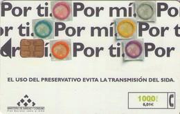 TARJETA TELEFONICA DE ESPAÑA USADA. 08.99 (401). - Spain
