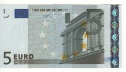 "5 EURO  ""N""  Austria   Firma Duisenberg     F 002 H6  /  FDS - UNC - EURO"