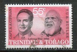 Trinidad And Tobago 1985 55c Labor Day Issue  #427 - Trinidad & Tobago (1962-...)