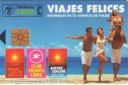 TARJETA TELEFONICA DE ESPAÑA USADA. 04.96 (404). - Spain