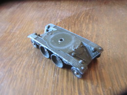 Dinky Toys, FL-10 Panhard, Manque Tourelle, Made In France (BX43) - Chars
