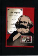 Deutschland / Germany DDR 1983 Karl Marx Michel 2786 Maximumcard - Karl Marx
