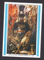 Tanzania, Scott #700, Mint Never Hinged, Rubens, Issued 1991 - Tanzania (1964-...)