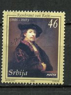 Serbia 2006 46d Rembrandt Issue  #360 - Serbia