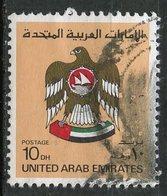 UAE 1982 10d National Arms Issue  #155 - Verenigde Arabische Emiraten