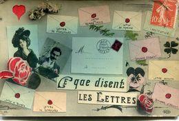 LANGAGE DES LETTRES - Postal Services