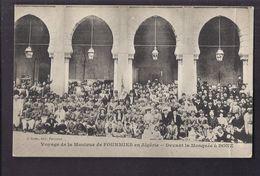 CPA 59 - FOURMIES - Voyage De La Musique De Fourmies En Algérie - Devant La Mosquée à BONE - TB ANIMATION - Fourmies