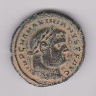 Follis De Maximien Belle Patine - 6. The Tetrarchy (284 AD To 307 AD)
