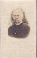 BAZEL OLSENE LEDE Armand D'HOOGHE 1884-1940 BASEL Priester Pastoor Curé DP Souvenir Mortuaire Photo WANNEGEM - Obituary Notices