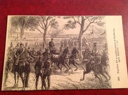 Napoléon III Et Guillaume Après Sedan - Storia