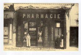 Dept 84,Vaucluse,Cpm Pertuis,Grande Pharmacie,Droguerie,J.Arnaud (Réédition) - Pertuis