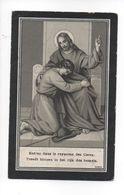 JAN VAN DESSEL ° PUTTE  1822  + O.L.V. WAVER 1912 - Devotion Images