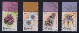 CYPRUS STAMPS FLOWERS OF CYPRUS -MNH-12/2/18 - Cyprus (Republic)