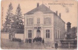 89. BUSSY-EN-OTHE. Mairie Et Ecole. 215 (2) - Autres Communes