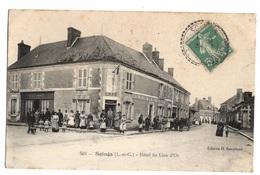 41 LOIR ET CHER - SOING Hôtel Du Lion D'Or - Francia