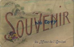 Mont De L' Enclus - Kluisbergen :  Souvenir   (  1926 Avec Timbre )  Zie Scan For More Detail - Mont-de-l'Enclus