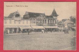 Dendermonde / Termonde - Place De La Gare ( Verso Zien ) - Dendermonde