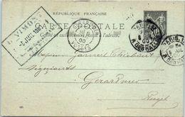 75 PARIS - L. Vimont  - Année 1900 Entiers Postaux - Entiers Postaux