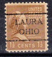 USA Precancel Vorausentwertung Preo, Locals Ohio, Laura 716 - Vereinigte Staaten