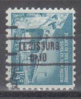 USA Precancel Vorausentwertung Preo, Locals Ohio, Lewisburg 813 - Vereinigte Staaten