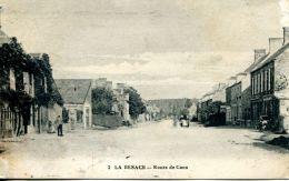 N°4371 A -cpa La Besace -route De Caen - Andere Gemeenten